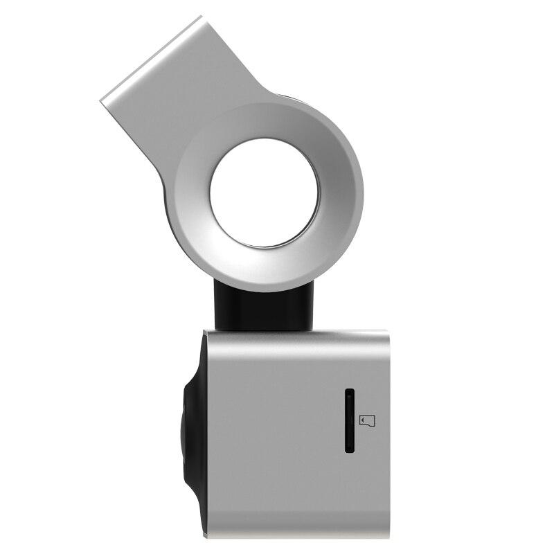 HD 1080 P Mini DVR Carro com Dashcam Novatek Gravador de Vídeo do carro da tela de toque LCD 96658 Night Vision com WDR via - 4