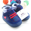 Baby Shoes Baby First Walkers Non-slip Toddler Shoes for Kids Winter Warm Shoes for Baby Boys