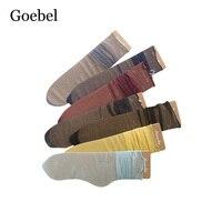 Goebel Ladies Pile Heap Socks Breathable Solid Color Fashion Woman Socks Popular Creative Female Summer Socks
