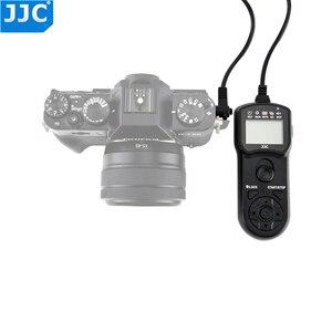 Image 5 - Многофункциональный пульт дистанционного управления JJC с таймером для Fujifilm, X100V, GFX50S, для моделей Fujifilm, X100V, GFX50S, для моделей XF10, XT20, XT100, X100F, как и в случае использования с устройствами на принтере, и в качестве X T100.