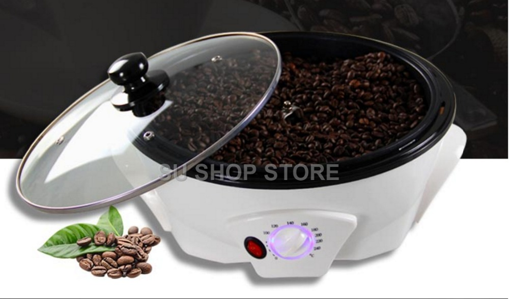 Household Coffee Roaster Durable Manufacturer Coffee Bean Roaster for Coffee Lovers SCR-301 цена