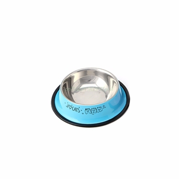 Cat Stainless Steel Bowl  4