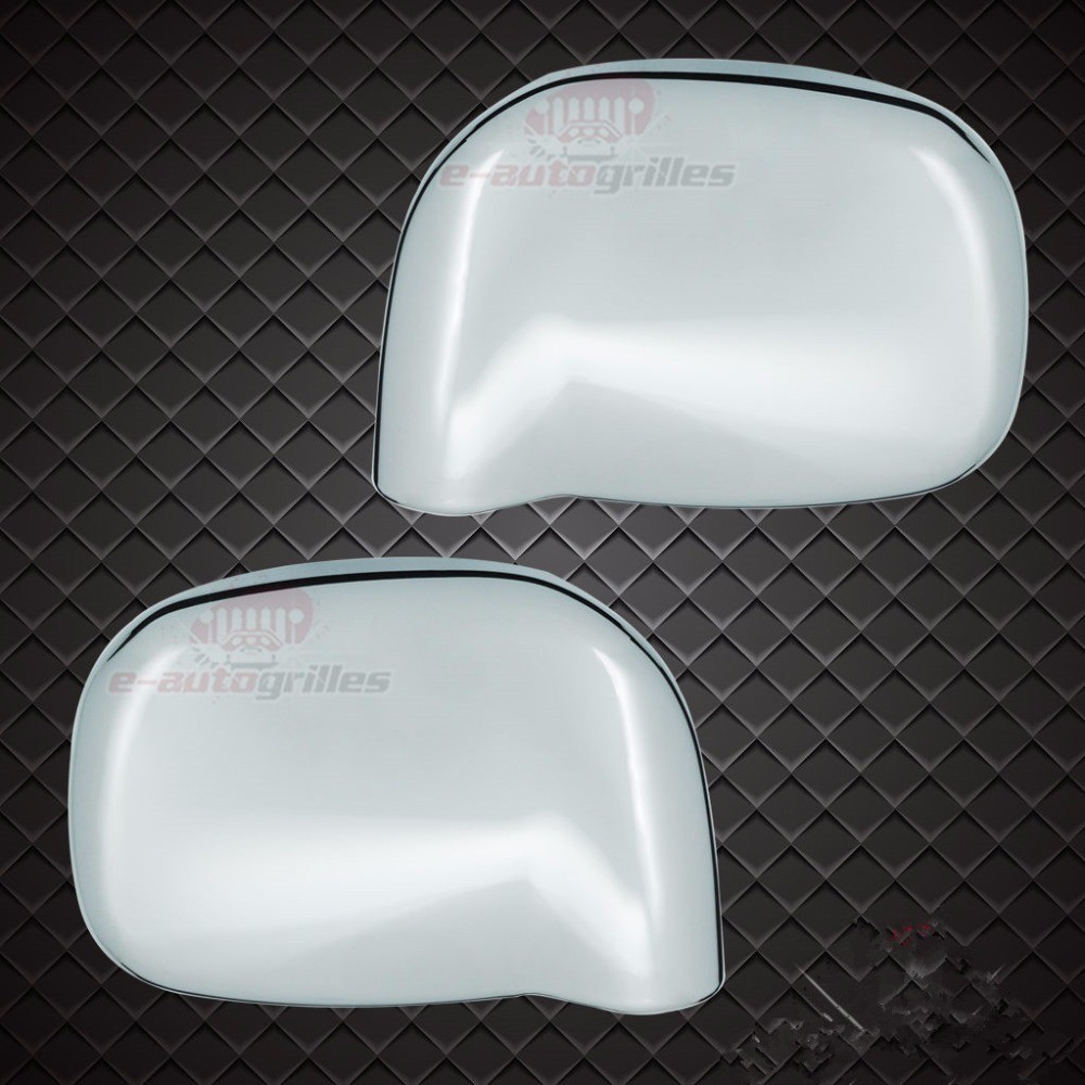 XYIVYG Chrome ABS Mirror Cover for 02-08 Dodge Ram 1500+03-09 Dodge Ram 2500/3500 activator ii trailer brake control wire 2010 2012 dodge ram 1500 2500 3500