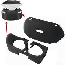 Voor PS4 Vr Psvr Ps Vr 3D Bekijken Glas Beschermhoes Guards Siliconen Wrap Verbeterde Ogen Innerlijke Buiten Cover Accessoires 2 In 1