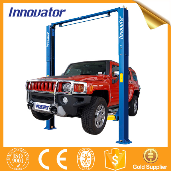 heavy duty 5t 2 post garage car elevator it8235 with ce