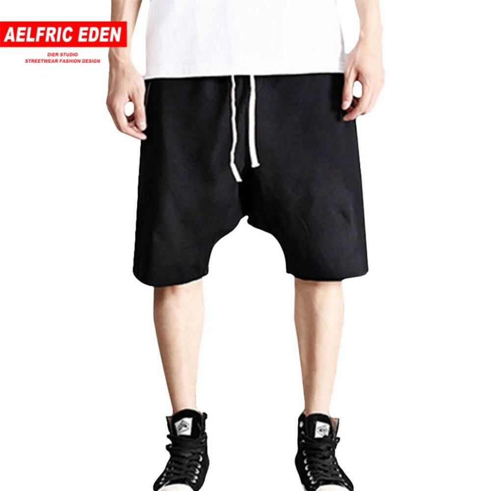 4d4886810b7f Αγορά Casual σορτς | Aelfric Eden Summer Fashion Men Board harem Shorts Hip  Hop Kanye West Justin Bieber GD Short Sweatpants Joggers Man Shorts