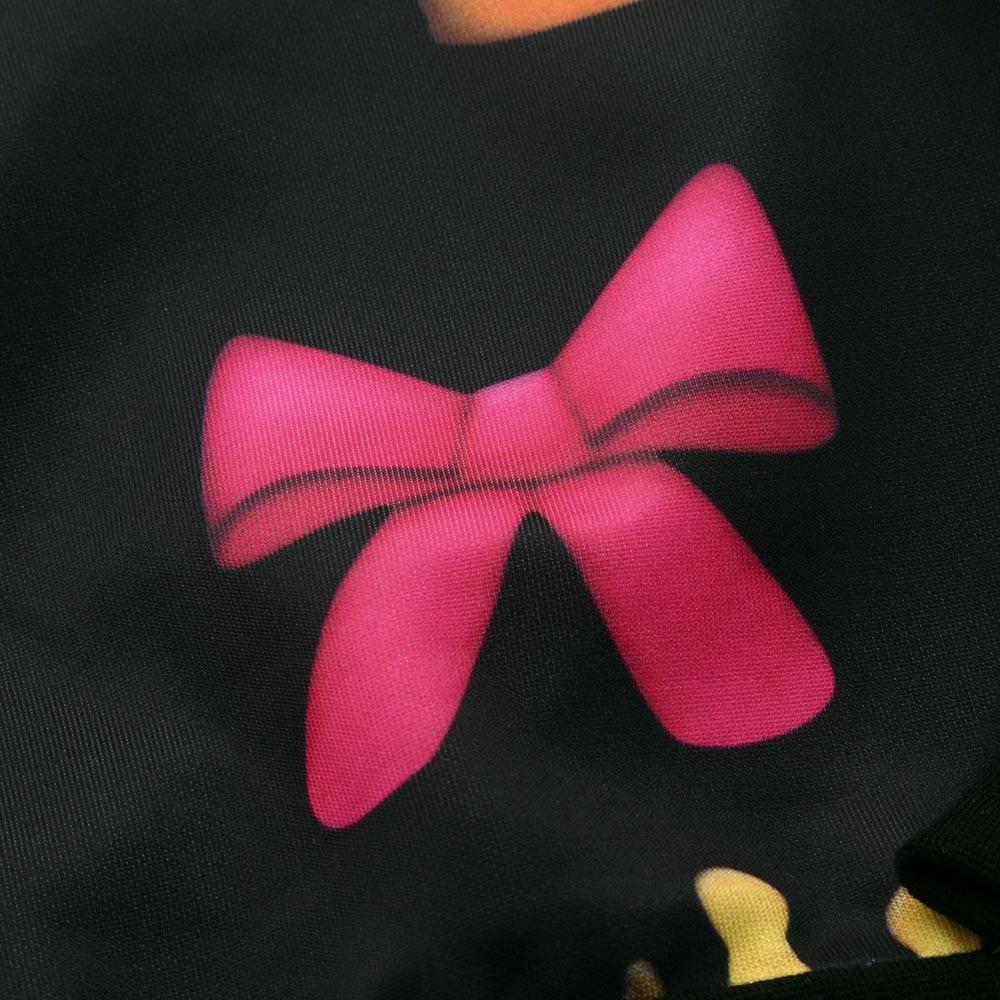 ARLONEET Childrens Sets children clothes Cute girls clothes Print kids boys clothes Emoji Outfits T-Shirt Tops +Pants Set
