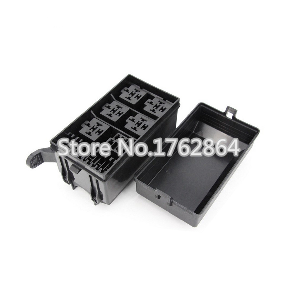 medium resolution of 6 way auto fuse box assembly with terminals and fuse auto car insurance tablets fuse box mounting fuse bo auto relays box