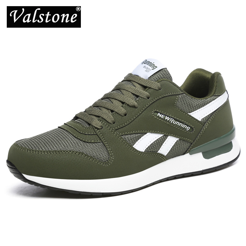 Valstone Hot Sale Men's Summer Sneakers Mesh Air Casual Trainers Women Breathable Outdoor Walking Shoes Light Weight Antiskid