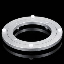 Aluminium Alloy Small Lazy Susan Turntable Dining Table Swivel Plate for Kitchen Furniture 14cm/20cm/25cm/30cm/35cm/39.5cm