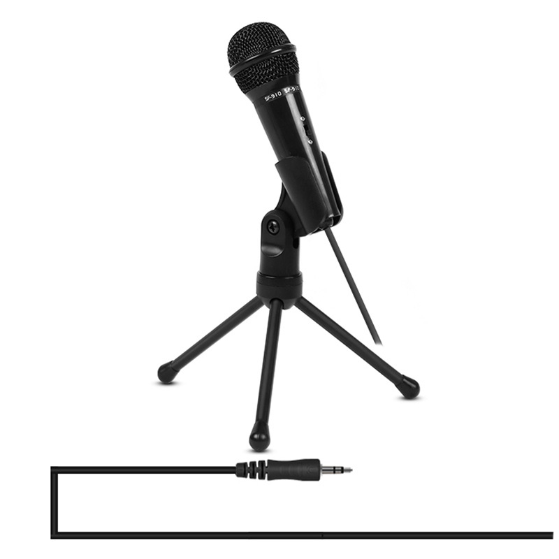 condenser sound microphone mic studio recording stand cable in microphones from consumer. Black Bedroom Furniture Sets. Home Design Ideas