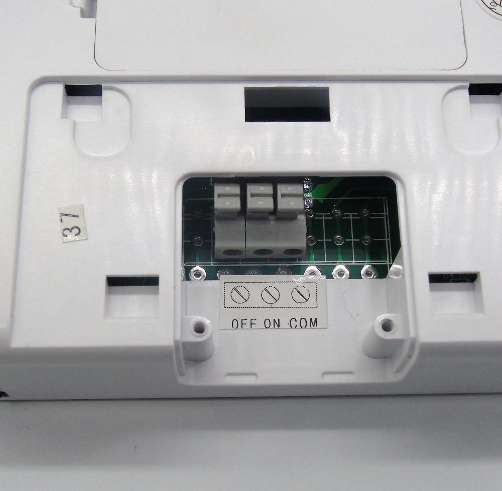 Fantastisch Acht Draht Thermostat Galerie - Schaltplan Serie Circuit ...