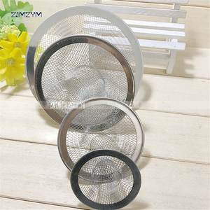 Kitchen-Sink-Accessories FILTER-DRAIN Stainless-Steel Mesh-Sink Wash-Basin Water-Leak