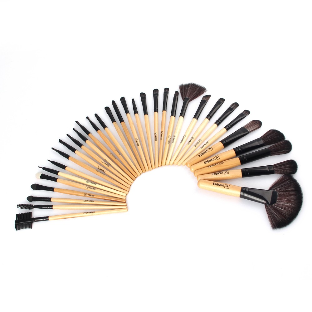 MagicWands - 32PCS/Set Professional Makeup Brush with Bag