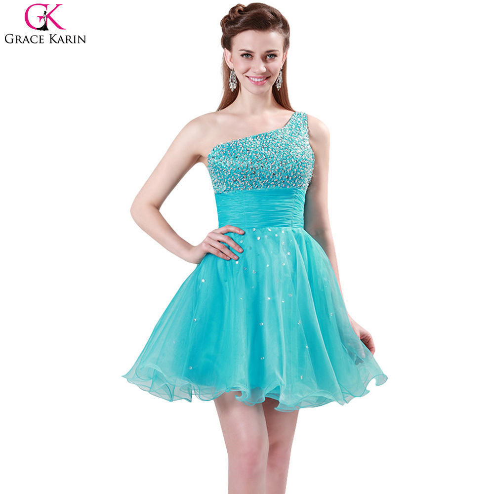 Colorful Short Sparkly Party Dresses Pictures - All Wedding Dresses ...