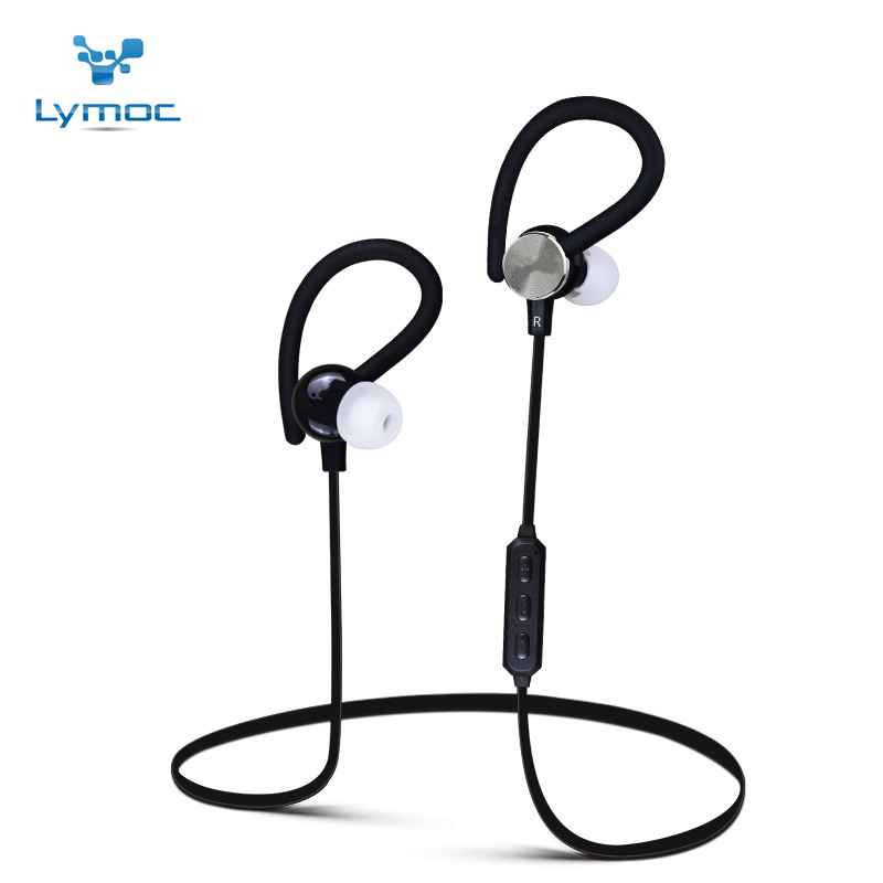 LYMOC Y622 Wireless Sport Headphones Bluetooth Headsets V4.1 Running Earphone Music Stereo HD Mic Handsfree For iPhone XiaoMi lymoc v8s business bluetooth headset wireless earphone car bluetooth v4 1 phone handsfree mic music for iphone xiaomi samsung