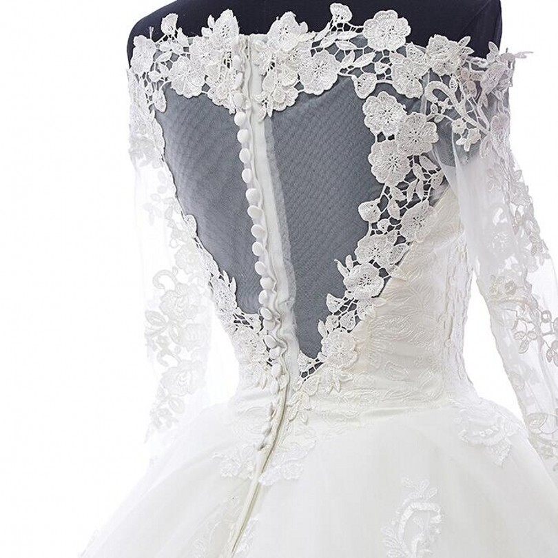 Rochie de mireasa Rochie de mireasa cu rochie de mireasa Rochie de - Rochii de mireasa - Fotografie 5