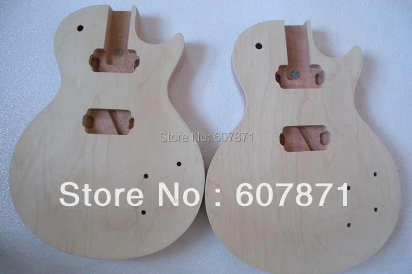 one New high quality Unfinished electric guitar body 1 pcs bryan q miller smallville season 11 vol 5 olympus