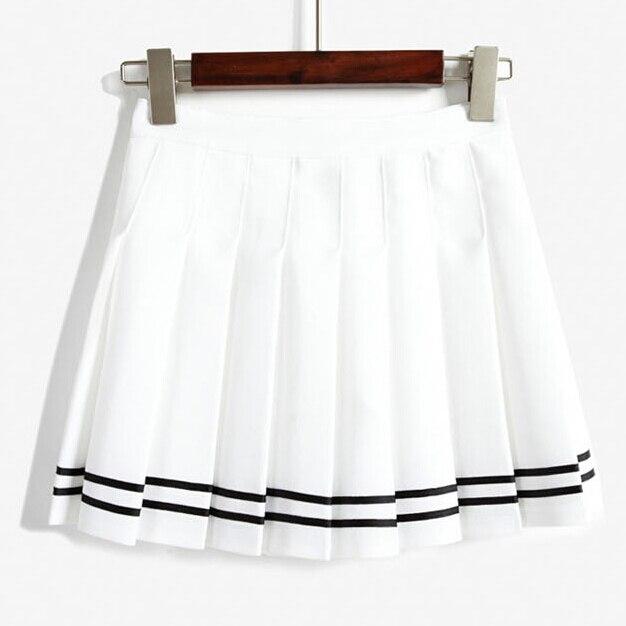 Online Get Cheap Korean White Pleated Skirt -Aliexpress.com ...