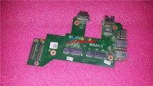 Original For Dell For Inspiron 17R N7110 VGA USB Wimax Wireless Card IO Circuit Board CY4GM