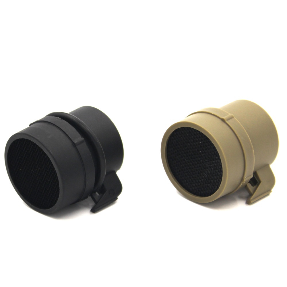 Brand New Anti-Reflection Killflash for Airsoft ACOG 4x32 Scope In Tan