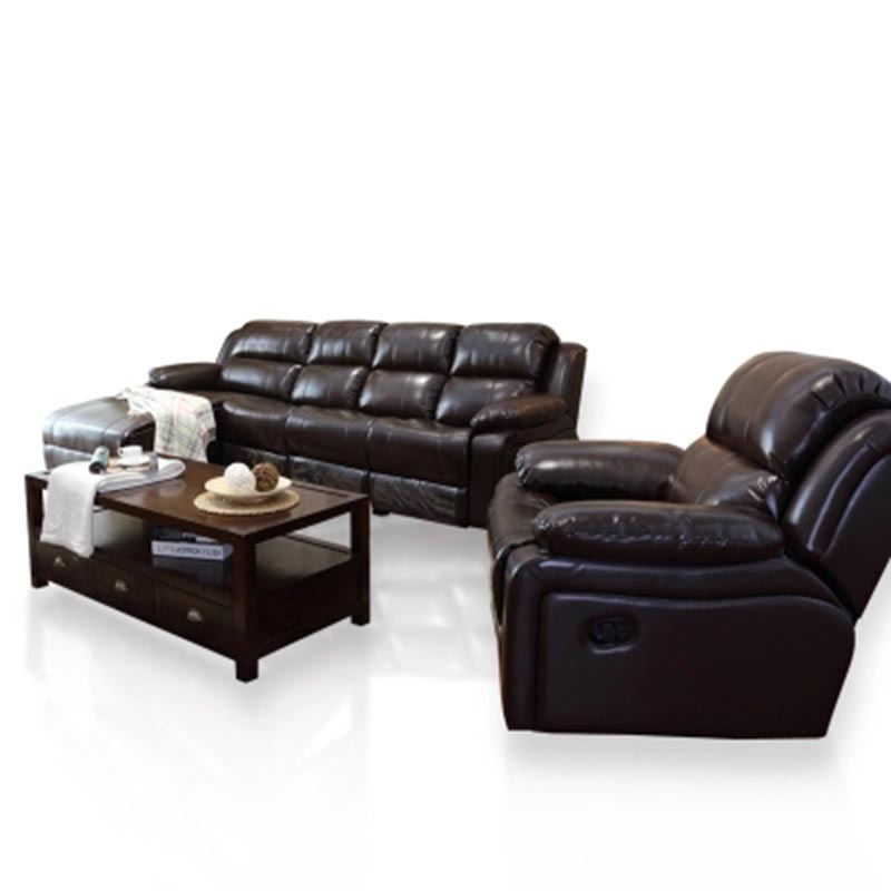 Galleria fotografica American first class space electric cabins Royal combination of large apartment multi-function <font><b>sofa</b></font>