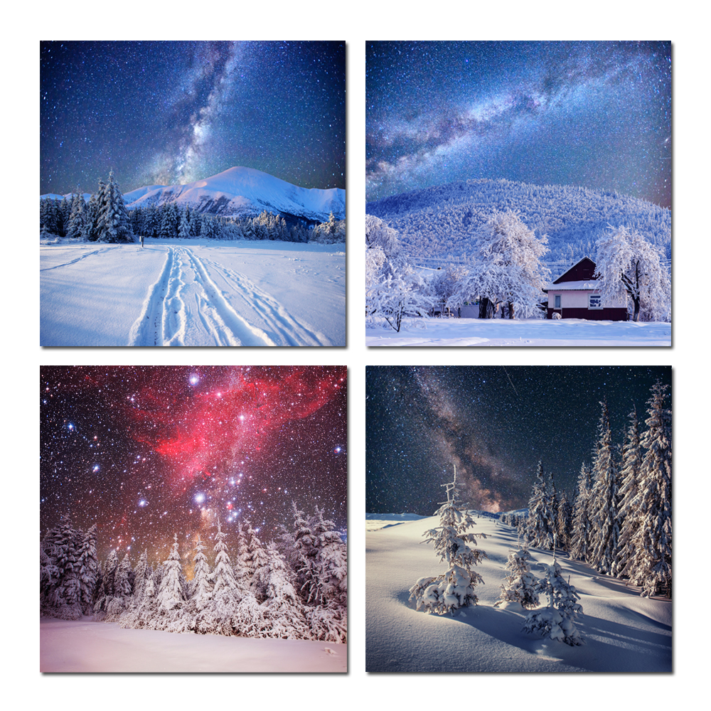 Winter Wall Art popular winter wall art-buy cheap winter wall art lots from china