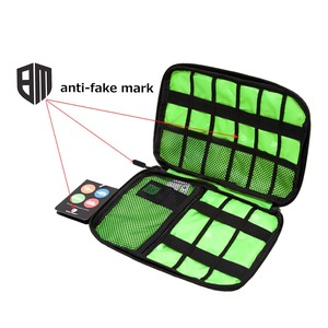 Image 2 - Bagsmart 전자 액세서리 전화 충전기에 대 한 포장 가방 날짜 케이블 sd 카드 usb 여행 가방에 넣어 구성