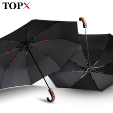 35ca2be3f0ac Buy bent handle umbrella and get free shipping on AliExpress.com