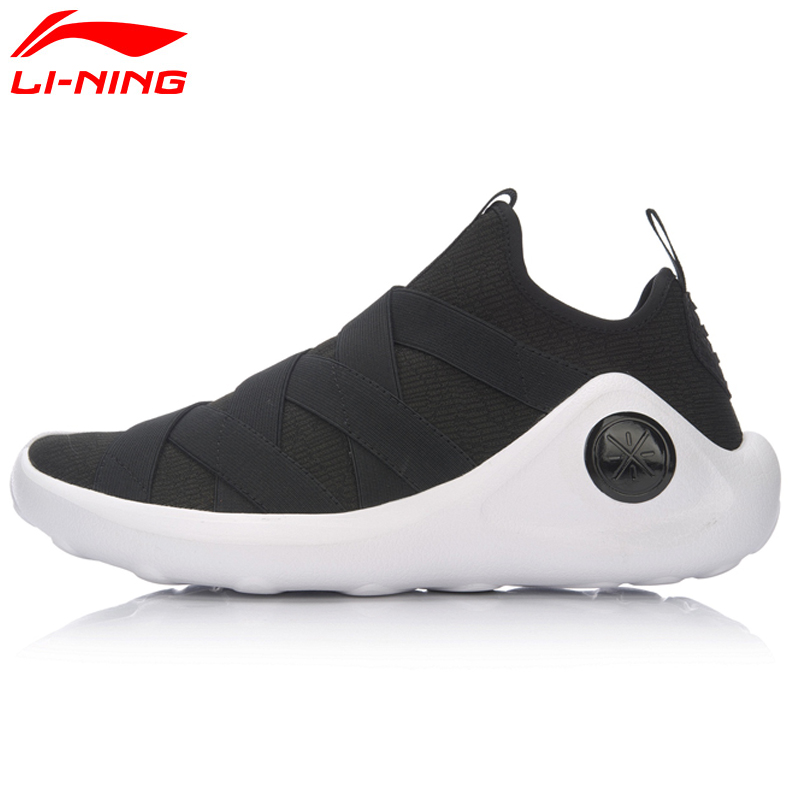 Li-Ning Original Men's Samurai III Wade Basketball Culture Shoes Light Breathable Sneakers Textile LiNing Sports Shoes