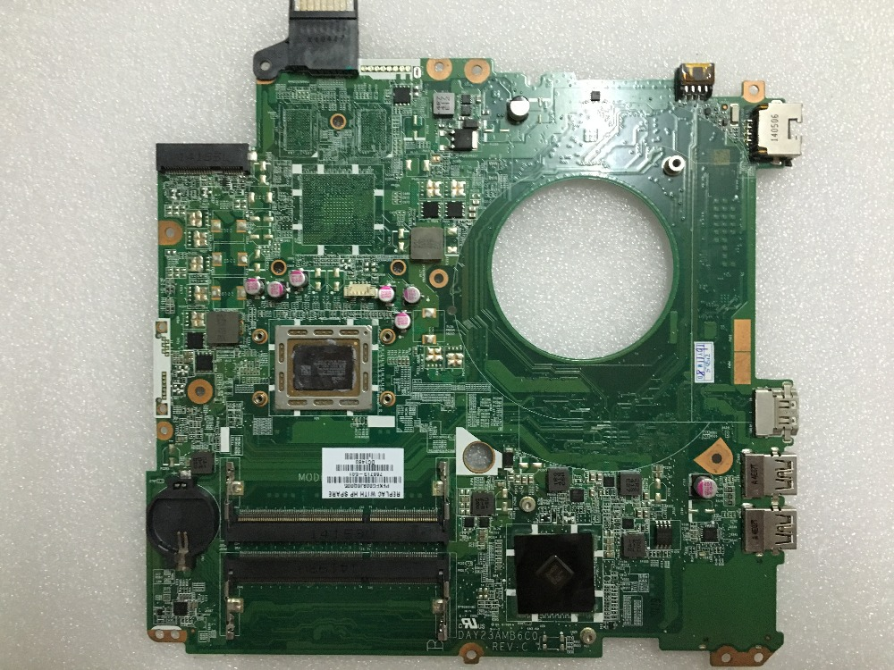 766713-501 766713-001 For HP HP BEATS 15Z-P 15P 15-P Laptop Motherboard DAY23AMB6C0 REV F with A8-5545M 1.70Ghz CPU