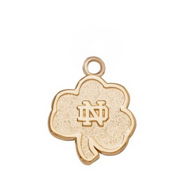 Online shop zinc alloy metal fashion team sport logo notre dame online shop zinc alloy metal fashion team sport logo notre dame shamrock pendants aliexpress mobile aloadofball Choice Image