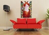높은 품질의 현대 누드 여자 바디 벽 예술 침실 decoraition 100% 아크릴 오일 페인