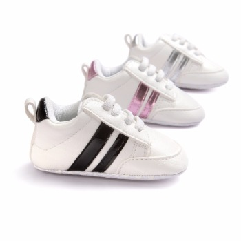 ROMIRUS Soft Bottom Fashion Sneakers Baby Boys Girls First Walkers Baby Indoor Non-slop Toddler Shoes