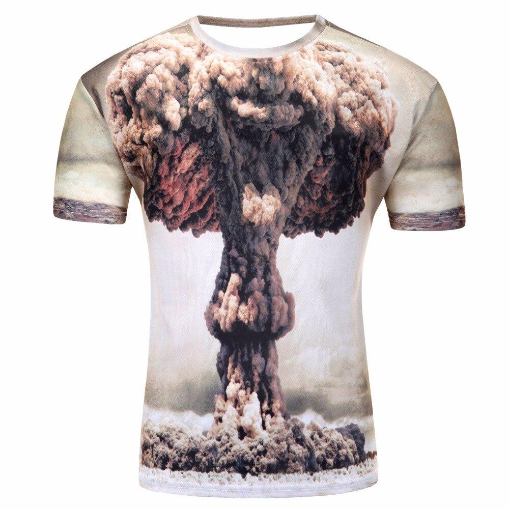 Капли воды мобильный Для мужчин 3D принт короткий рукав s футболка Для мужчин с 3D короткий рукав Футболка M-4XL Стиль Для мужчин футболка
