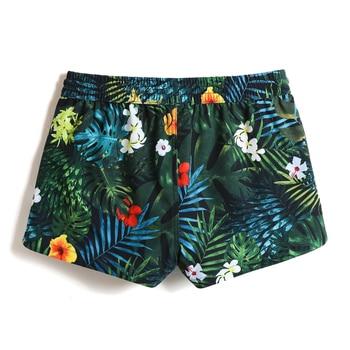 Gailang Brand Women Shorts Board Boxer Trunks Shorts Woman Swimwear Swimsuits Boardshorts Casual Quick Drying Shorts Gay 2