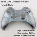 Halo 5 guardiões top edição limitada caso controlador para xbox one-cinza