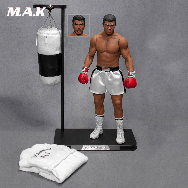 For Collection Collectible 1/6 scale action Figure Ali Muhammad Ali Original Boxing Doll full set soldier model toys ali luke publishing e books for dummies