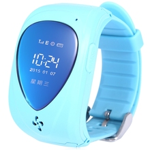 T18 Tracker Kid Smart Watch GPS GSM Support iOS Android SOS Call Security Monitor Water Resistant