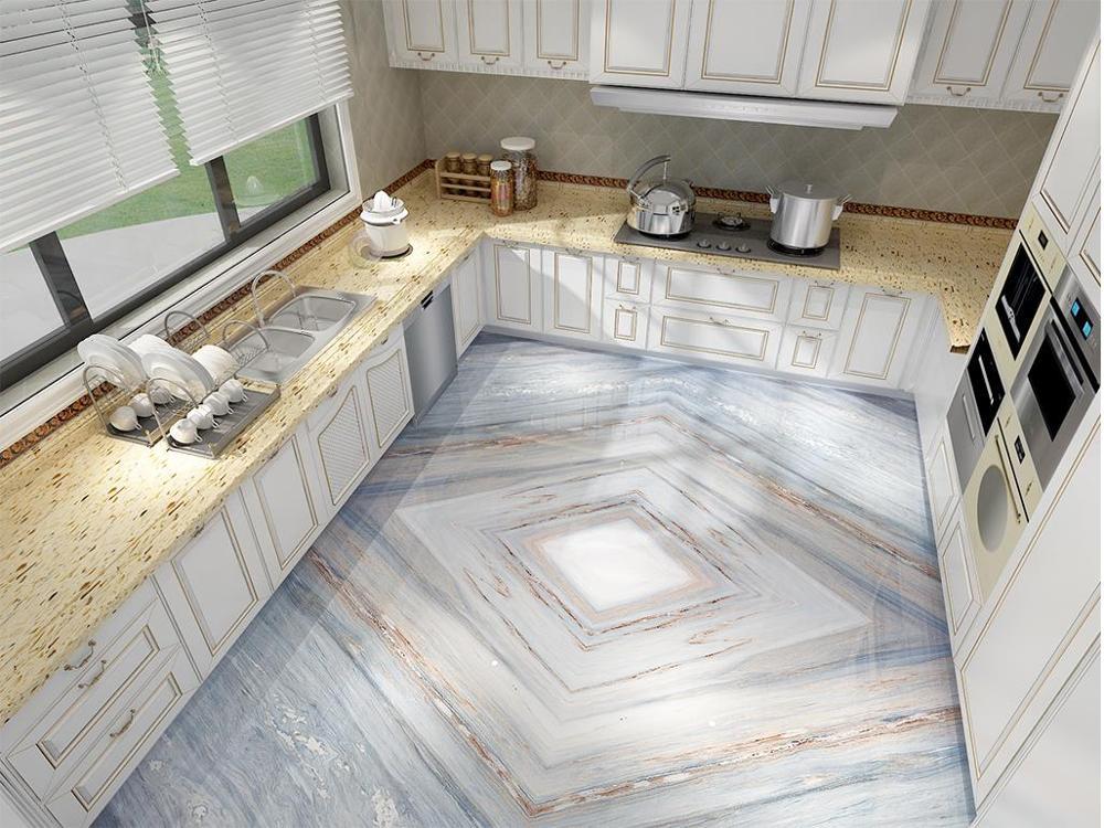 Floor Tiles Modern Living Room Bedroom