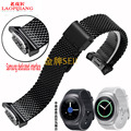 Laopijiang Samsung gear S2 steel watchband R720 sport watch strap smart watch with Sports Wristband