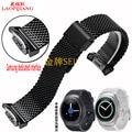 Laopijiang Samsung gear S2 steel watchband R720 sport watch strap smart watch with Sports Wristband