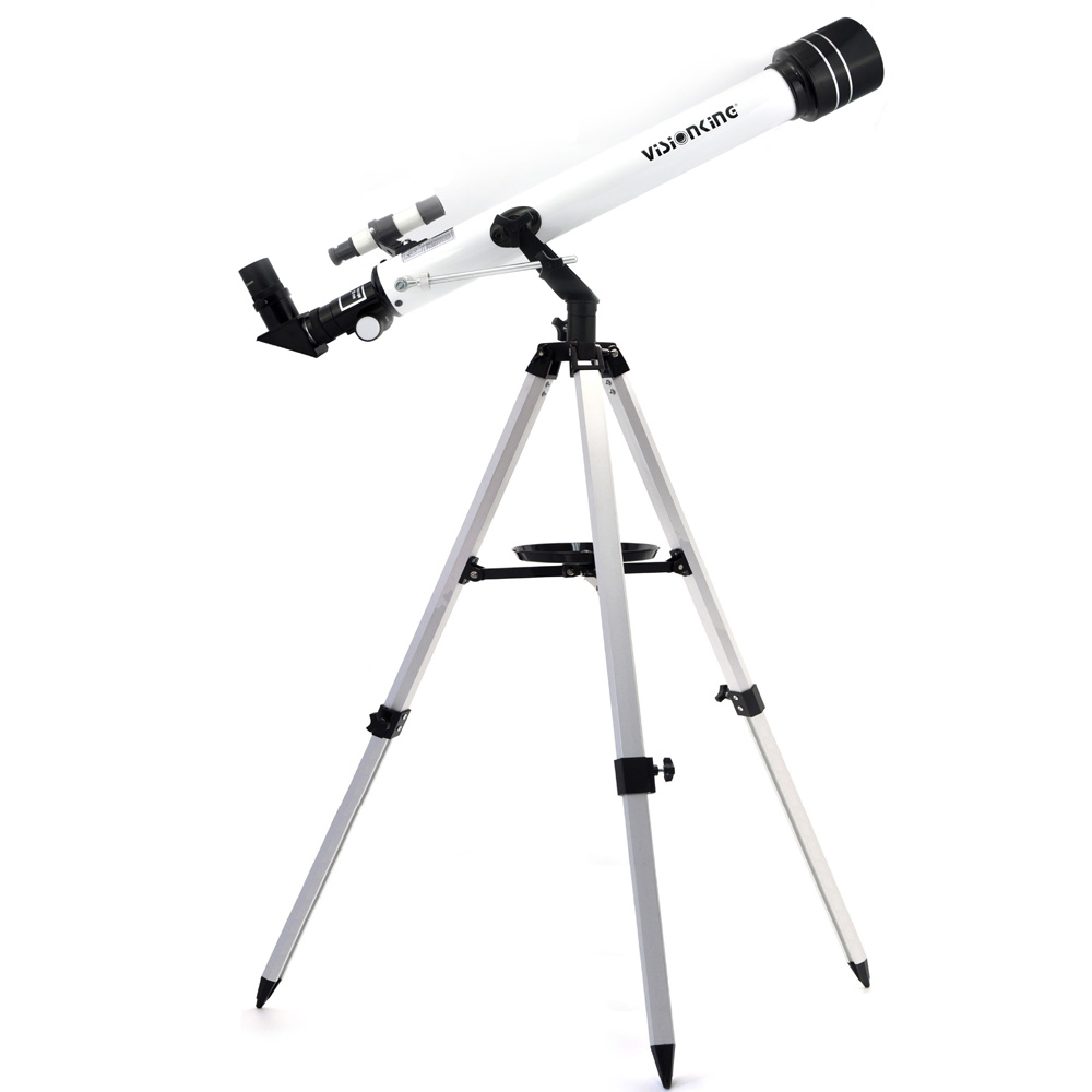 Visionking 70060mm Refractor Astronomical Telescope Universal Moon Planet Monocular Spacefinder Astronomy Sky Observation