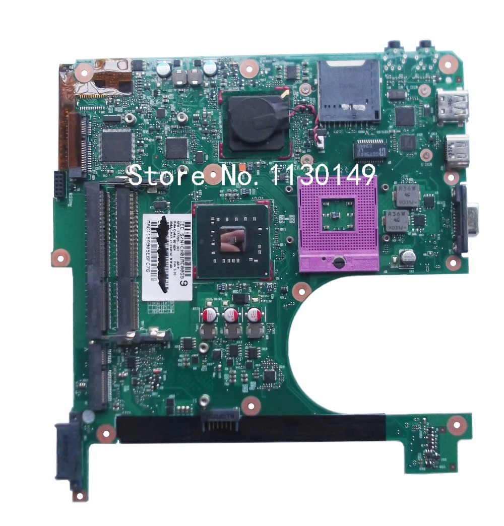 ФОТО 577225-001 Free Shipping for HP 4310S laptop motherboard GM45/DDR3 for all tested OK