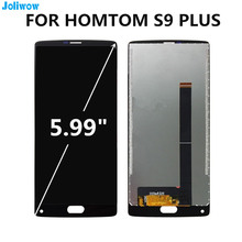 FOR HOMTOM S9 PLUS LCD Display+Touch Screen Digitizer Assembly Smartphone Replacement FOR HOMTOM S9PLUS LCD SCREEN цена 2017