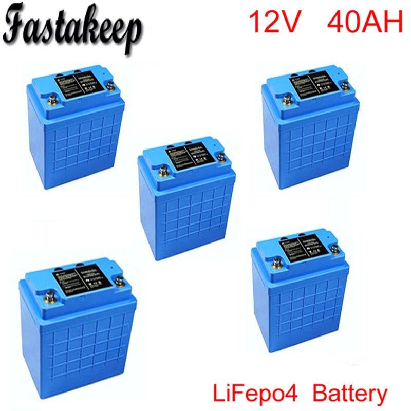 De alta potência bateria 12V 40ah lifepo4 bateria para X-ray imager 12V bateria 40ah lifepo4