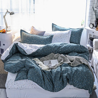 Duvet Cover Set Starry Sky Twin/Queen/King Bedding Set Superfine Fiber Winter Thickening Bed Linens 2/3PCS With Pillowcase