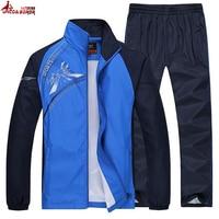 UNCO BOROR Brand Women Men S Sportswear Set Tracksuits Hoodies Sweatshirts Sporting Suit Men Jacket Pants