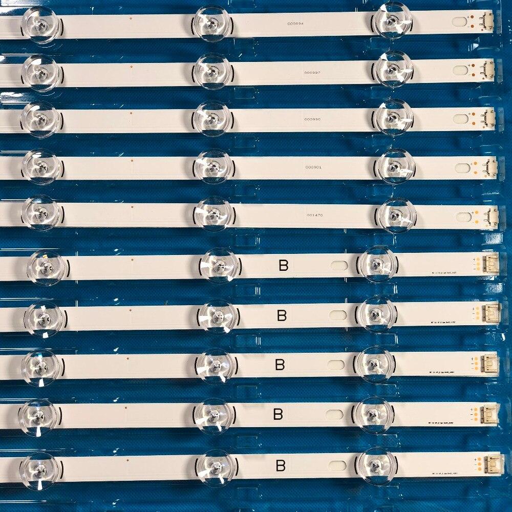 """Image 5 - LED Backlight strip For LG 49LB620V Innotek DRT 3.0 49"""" A B 49LB552 49LB629V 6916L 1788A 6916L 1789A 49LF620V 49UF6430-in LED Bar Lights from Lights & Lighting"""