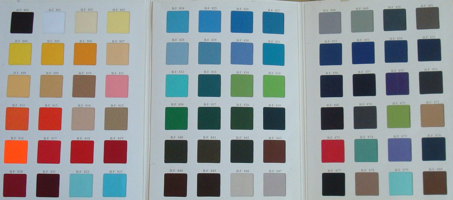 Online color chart - Embroidery Patch Color Chart Background Colors Fo